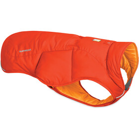 Ruffwear Quinzee Veste isolante, orange